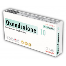 "Oxandrolone 10 ""Anavar®"""